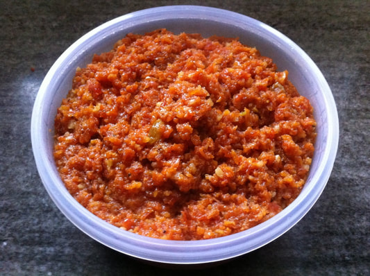 Gajar Ka Halwa (Carrot Pudding)