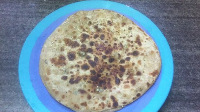 Gobhi (Stuffed Cauliflower) Paratha